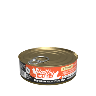 Cat Food Pacific Hake Minced